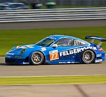 Team Felbermayr Proton Porsche by Willie Jackson