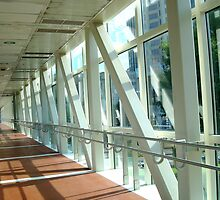 Overhead Walkway - interior  by ctheworld