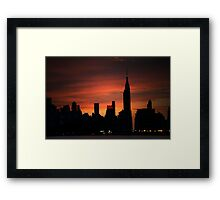 They Tell Me You Are Wicked, And I Believe Them Framed Print
