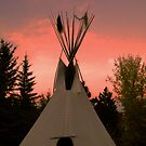 TeePee Creeping III by Al Bourassa