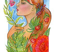 Summer's Last Garden by Laura J. Holman