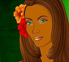 I'm Your Black Magic Woman (2) by myrbpix