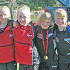 Rhian Team Gold by John Brotheridge