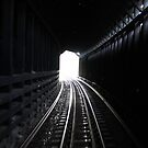 Light At The End Of The Tunnel by sarah ward