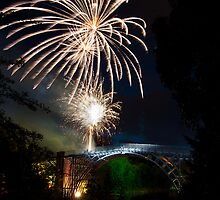 Ironbridge Heritage Weekend (2) by John Hallett
