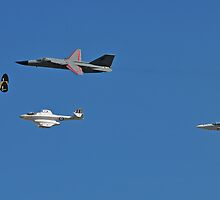 Bombers, History in Flight by bazcelt