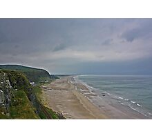 Coast View Northern Ireland Photographic Print