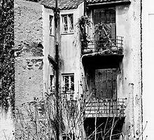 Athenian decay by Ian Mac