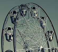 Ferris wheel by rasim1