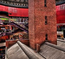 Coops Shot Tower Melbourne Central  by Scott Sheehan