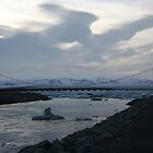 Bridge over Jokulsarlon by v-something
