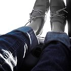 Blue Jeans and Boat Shoes by AWardPhotograph