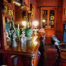 The Mill Owner's Parlour. by Colin Metcalf