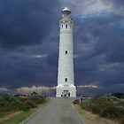 Cape Leeuwin lighthouse by David  Barker