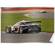 #85 Spyker Squadron Poster