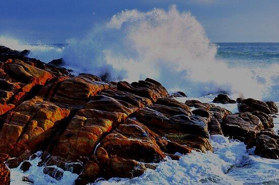 Wyadup Surf Hazard 3 by Miles Moody