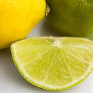 Lemon &amp; Lime by Lynne Morris