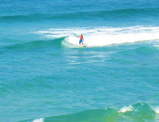 Catch a Wave by Michael John
