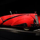 Red Cadillac 4 by transportation