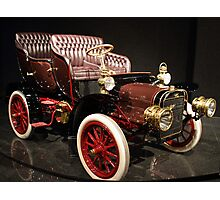 Little Old Cadillac Photographic Print