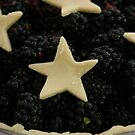 Blackberry Pie by Rosemary Peek
