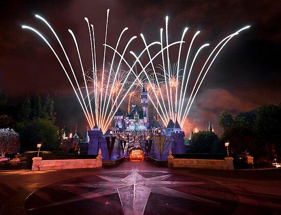 Disneyland by David James