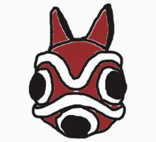 Mononoke's mask T-Shirt