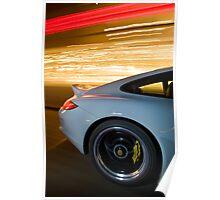 Porsche 911 Sport Classic Poster