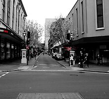 The corner of Leigh street by grace1993