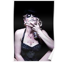 LA CATRINA - HOLLY J'DOLL Poster