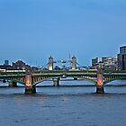 Tower Bridge by nirajalok