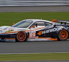 Hankook Team Farnbacher Ferrari by Willie Jackson