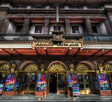 The Prince Edward Theatre by Yhun Suarez