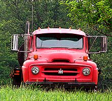 International Harvester Truck by vigor