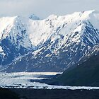 Up Above The World so High - In Alaska by Barbara Burkhardt