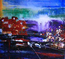 WATERFALL by Christine Clarke