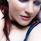 'self portraits glitter  by JustJazzy