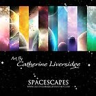 Art By Catherine Liversidge: Spacescapes by Catherine Liversidge