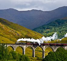 Harry Potter Scottish Steam by Hertsman