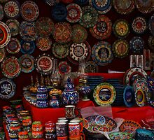 Iclemer Ceramics - Colours of Turkey by Deb Gibbons