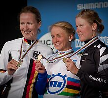 UCI Medallists by Lisa  Kenny