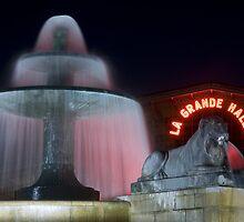 France - Paris 75019 - La Villette by Thierry Beauvir