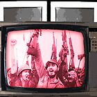 The Revolution Will Be Televised! by GraphicMonkey
