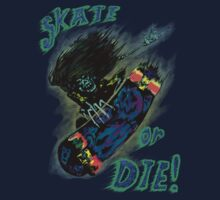 Skate or Die! by weirdpuckett
