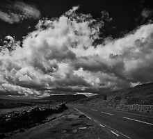 Turn left at the large cloud by clickinhistory