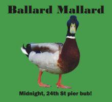 Ballard Mallard by Honario