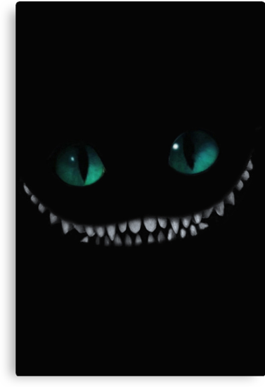 Cheshire Cat by Declan Carr