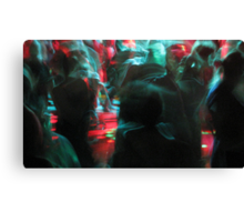 strictly bhangra Canvas Print