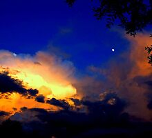 The Most Beautiful Floridian Storm  by CarolinehbFL