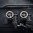 Steam Locomotive by Shockmotion